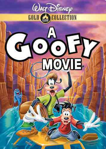 GOOFY MOVIE BY GOOFY (DVD)